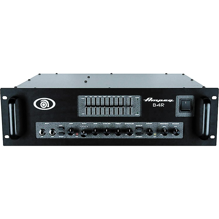 AmpegB-4R Solid State Amp Head