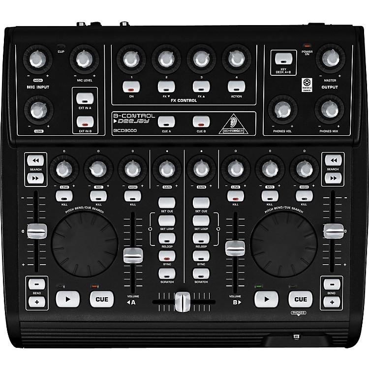 BehringerB-Control DeeJay BCD3000 DJ Mixer