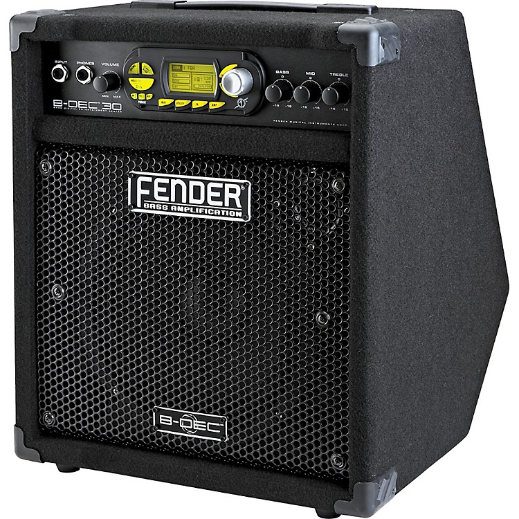 FenderB-DEC 30 Bass Digital Entertainment Center