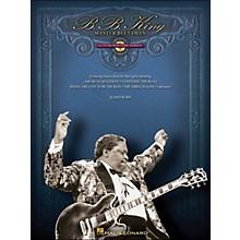 Hal Leonard B.B. King Master Bluesman - Deluxe Edition Book & CD