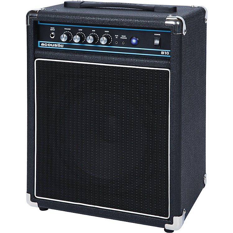AcousticB10 10W 1X10 Bass Combo Amp