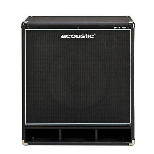 Acoustic B115mkII 1x15 Bass Speaker Cab-thumbnail
