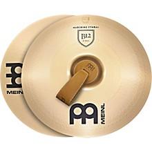 Meinl B12 Marching Medium Cymbal Pair 18 in.