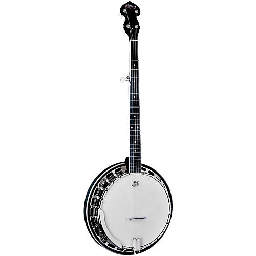 Washburn B14 5-String Banjo w/case Natural