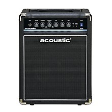 Acoustic B15 15W Bass Combo Amp Level 1 Black