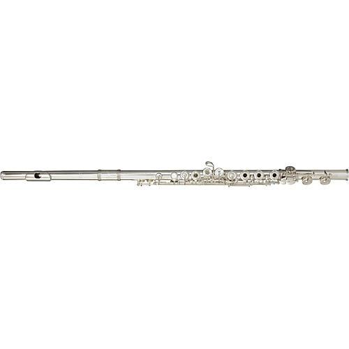 Brio B2 Series Professional Flute Silver Inline G