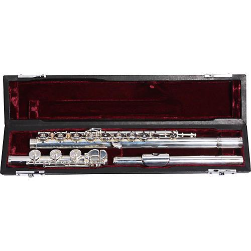 Brio B2 Series Professional Flute Silver Offset  G W/ E Facilitator
