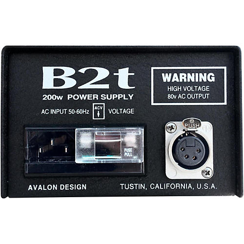 Avalon B2-T AC power supply for all AD2000 &M5 (External select 100v-240v)-thumbnail