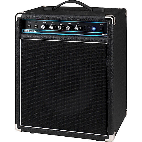 Acoustic B20 1X12 Bass Combo Amplifier-thumbnail