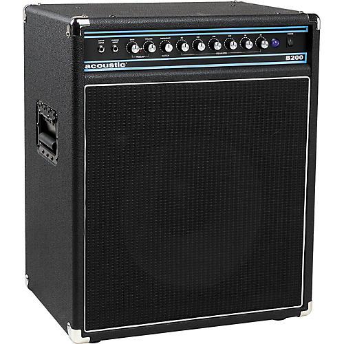 Acoustic B200 200W 1x15 Bass Combo