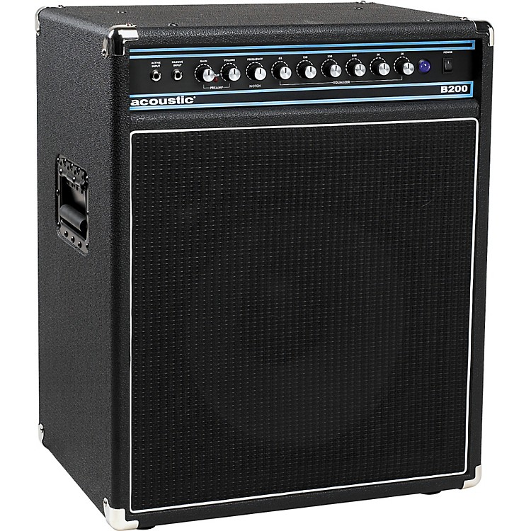 AcousticB200 200W 1x15 Bass Combo