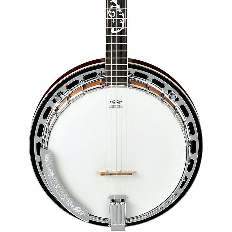 IbanezB200 5-String BanjoNaturalClosed Back