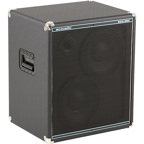 Acoustic B210NEO Bass Speaker Cabinet Black