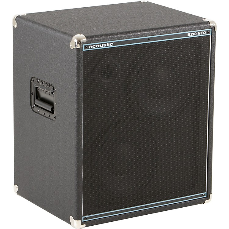 AcousticB210NEO Bass Speaker CabinetBlack