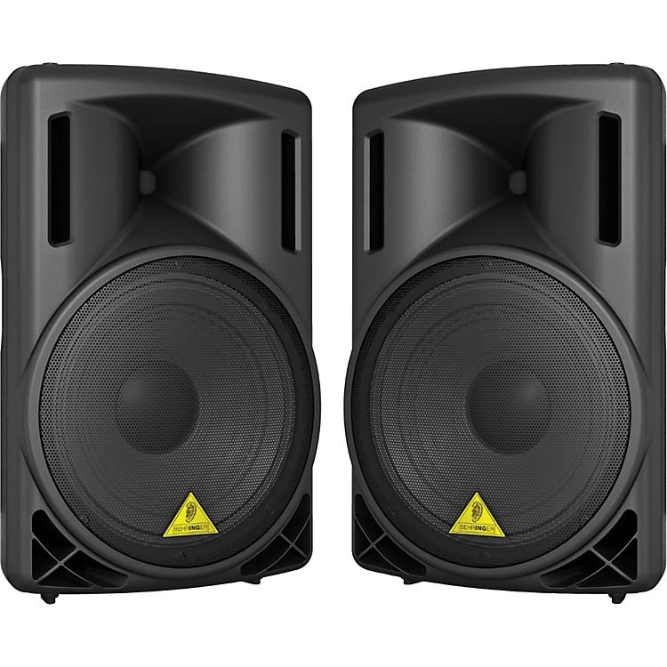 BehringerB215XL Passive Speaker Pair