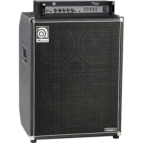 Ampeg B2RE/SVT-410HLF Bass Half Stack Pack