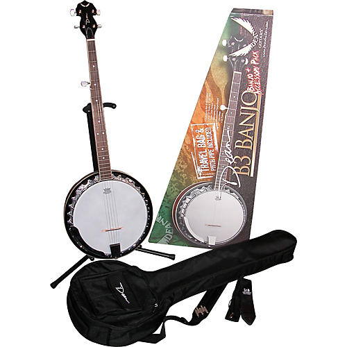 Dean B3 Banjo Pack Gloss