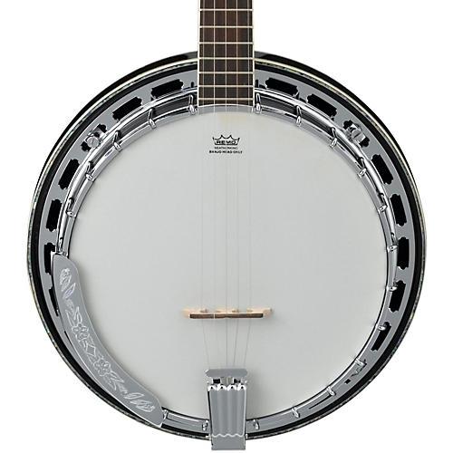 Ibanez B300 5-String Banjo with Rosewood Resonator Natural