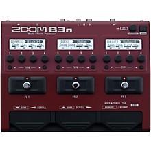 Zoom B3n Multi-Effects Bass Guitar Processor