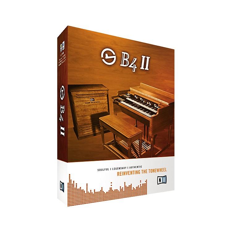 Native InstrumentsB4 II Virtual Organ