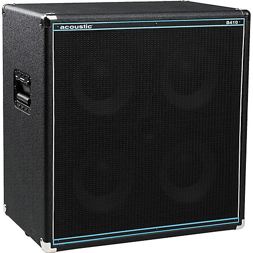Acoustic B410 400W 4x10 Bass Cabinet