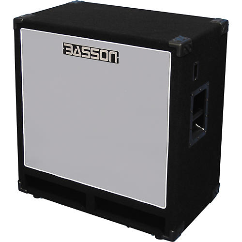 Basson B410B 1,000W Bass Cabinet with 4x10 Speaker and Horn