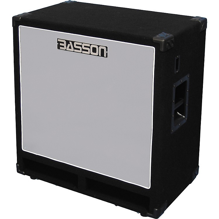BassonB410B 1,000W Bass Cabinet with 4x10 Speaker and Horn