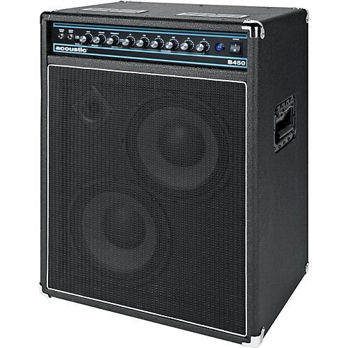 acoustic b450 450w 2x10 bass combo amp musician 39 s friend. Black Bedroom Furniture Sets. Home Design Ideas