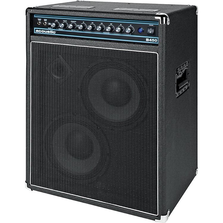 AcousticB450 450W 2x10 Bass Combo Amp