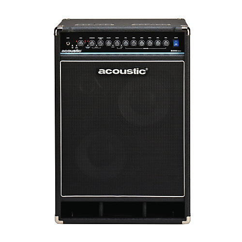 Acoustic B450mkII 450W Bass Combo Amp Black
