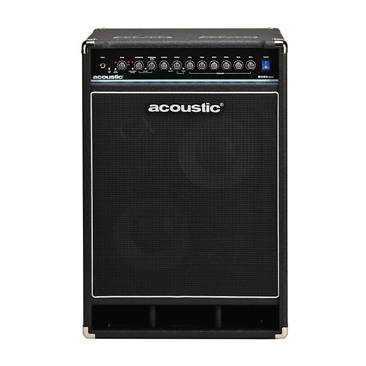 AcousticB450mkII 450W Bass Combo AmpBlack