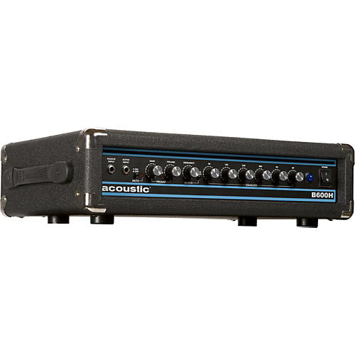 Acoustic B600H 600W Bass Amp Head-thumbnail
