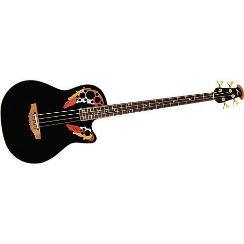 Ovation B778 Acoustic-Electric Bass Guitar-thumbnail