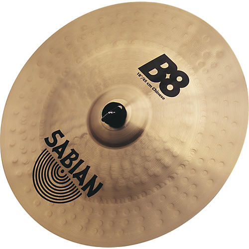 Sabian B8 Chinese Cymbal  18 Inches