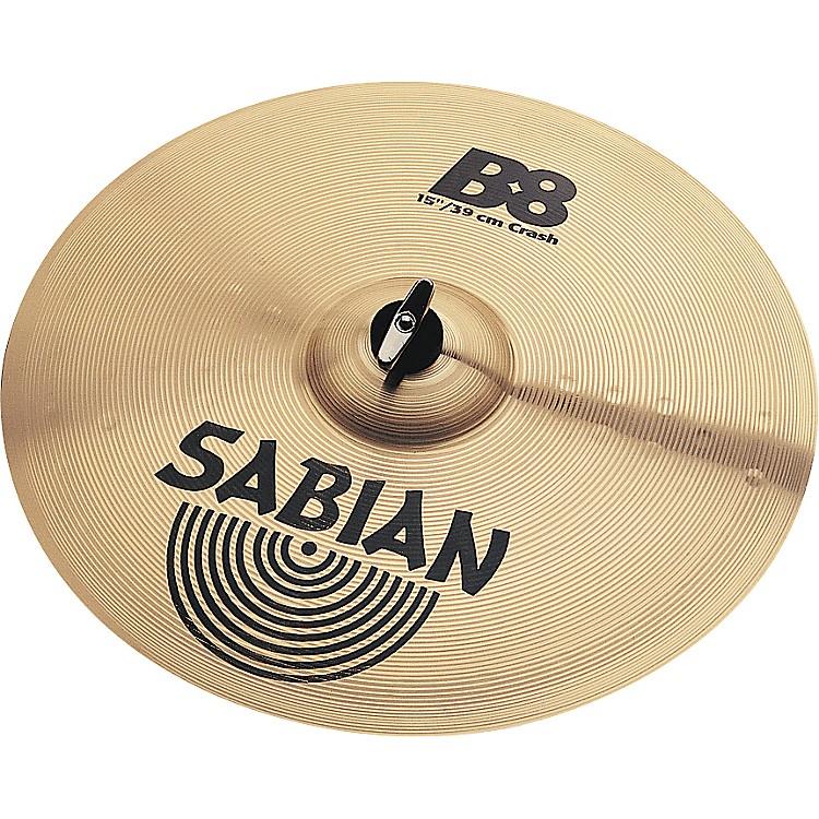 SabianB8 Crash Cymbal15 Inches