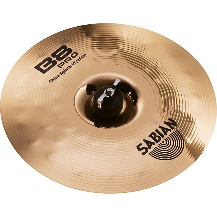 Sabian B8 Pro China Splash Brilliant 10 inch