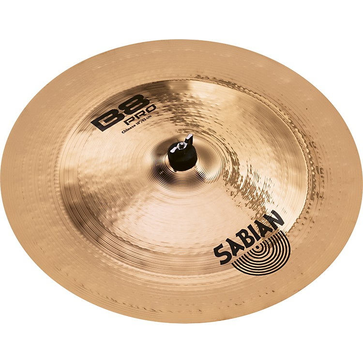 SabianB8 Pro Chinese Brilliant18 inch