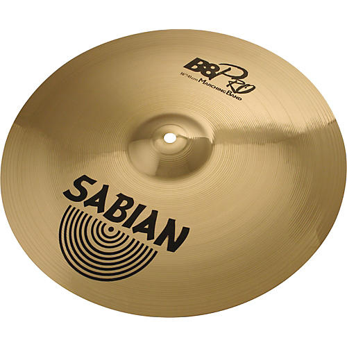 Sabian B8 Pro Marching Band Cymbals (Pair)