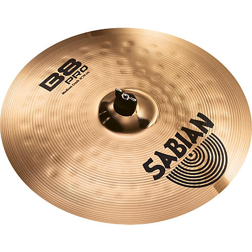 Sabian B8 Pro Medium Crash Brilliant