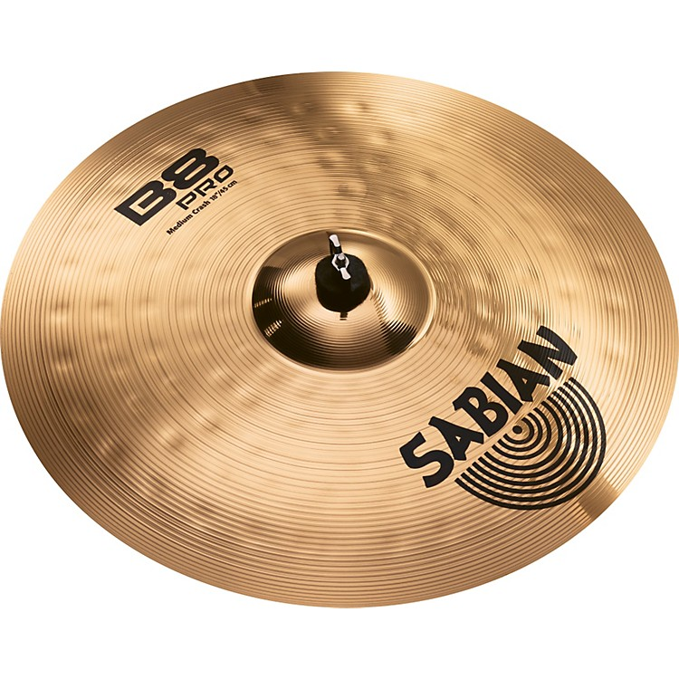 Sabian B8 Pro Medium Crash Brilliant 18 inch