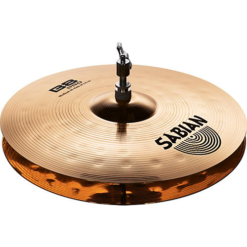 Sabian B8 Pro Medium Hi-Hats Brilliant