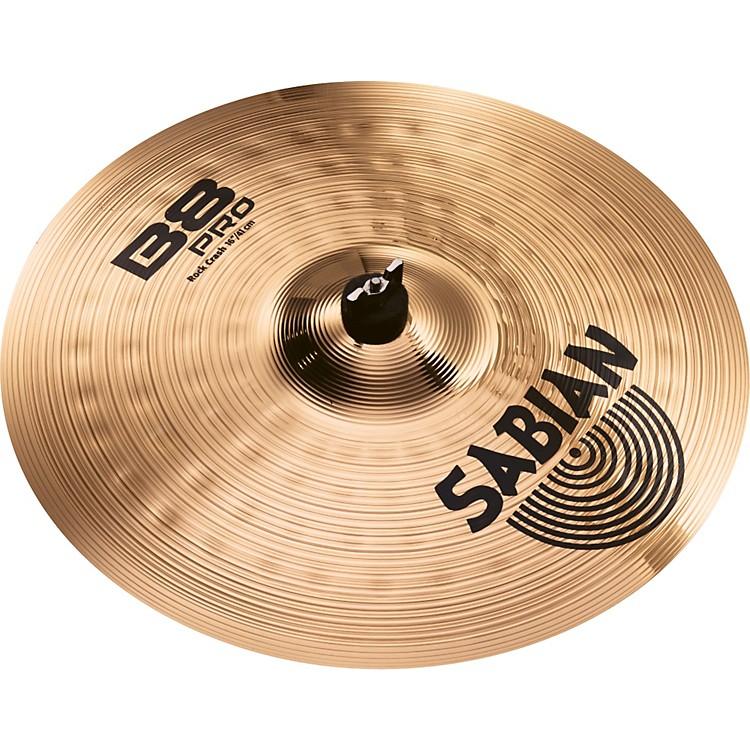 SabianB8 Pro Rock Crash Brilliant16 inch