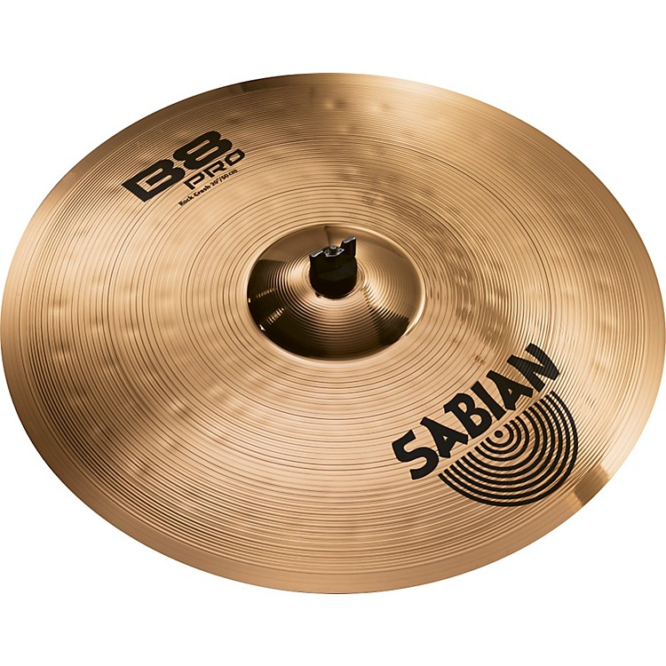 Sabian B8 Pro Rock Crash Brilliant 20 inch