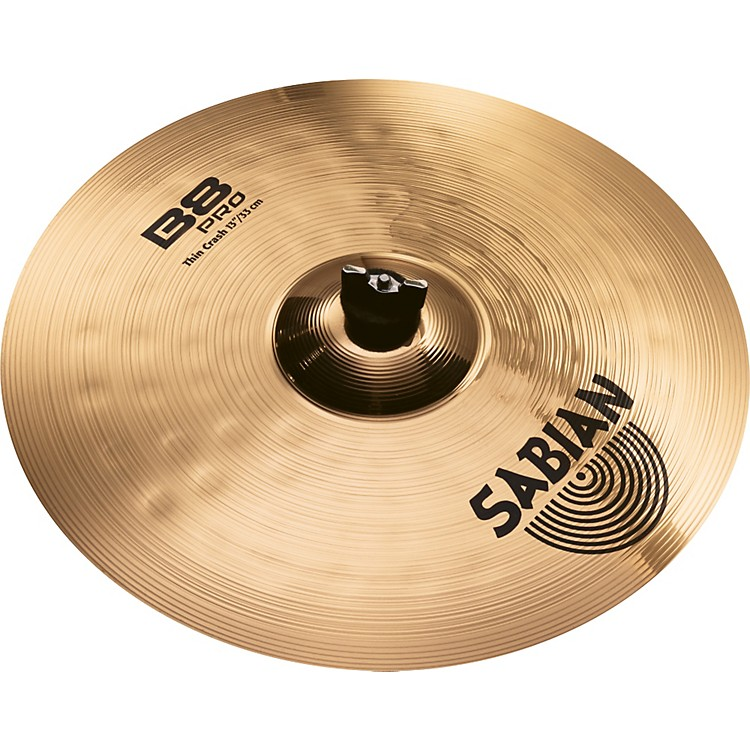 SabianB8 Pro Thin Crash Brilliant13 inch