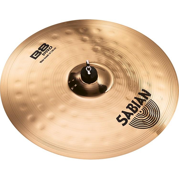 SabianB8 Pro Thin Crash Brilliant15 inch