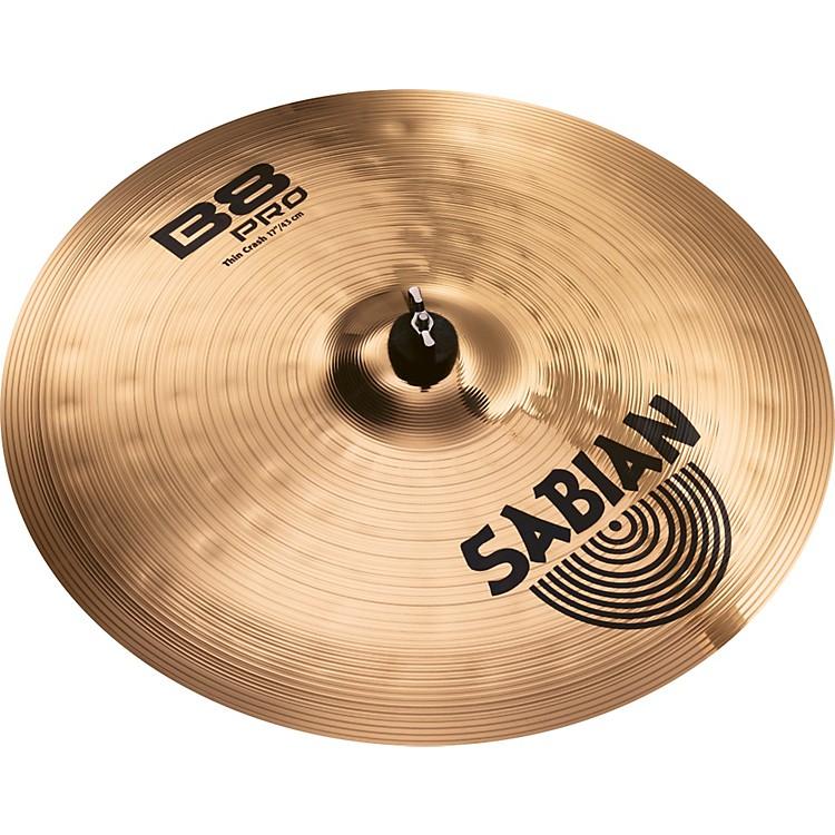 SabianB8 Pro Thin Crash Brilliant18 inch