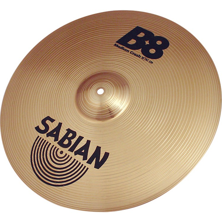 Sabian B8 Series Medium Crash Cymbal