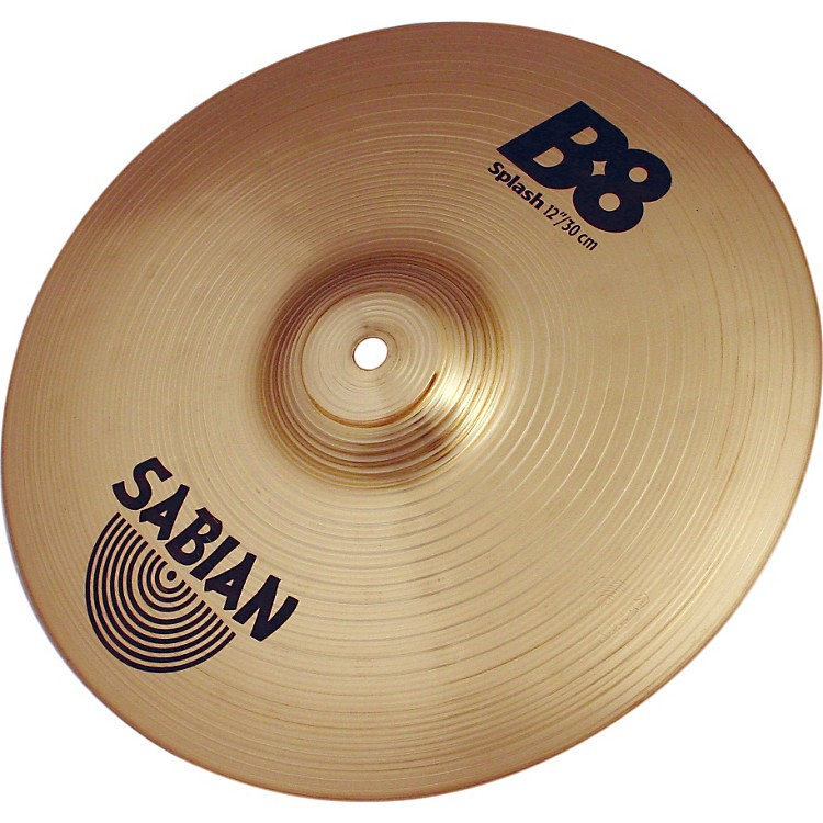 Sabian B8 Series Splash Cymbal  12 Inches