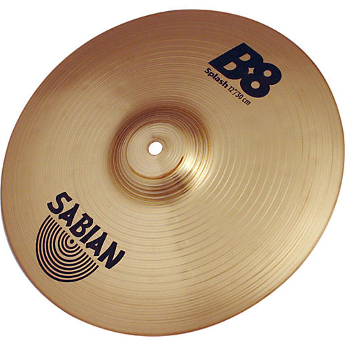 Sabian B8 Series Splash Cymbal  6 Inches