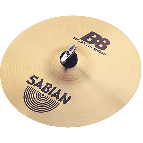 sabian b8 splash cymbal musician 39 s friend. Black Bedroom Furniture Sets. Home Design Ideas
